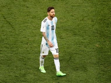 Lionel Messi will need to step against Nigeria to help Argentina qualify for the last-16. Reuters