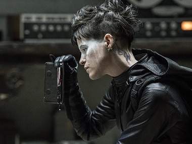 The Girl in the Spider's Web trailer: Claire Foy turns full goth to play angelic avenger Lisbeth Salander