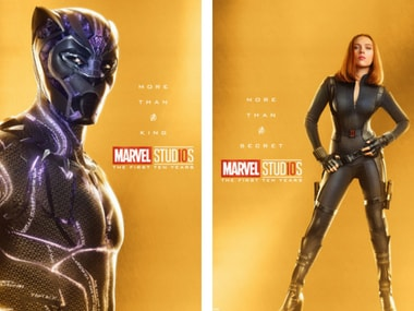 Marvel Studios commemorate ten years of the MCU with new line of posters called More Than A Hero