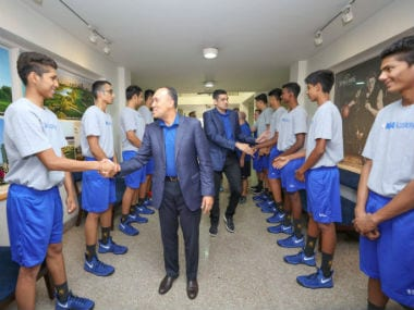 India will host a Global Game in future, reveals NBA Deputy Commissioner and COO Mark Tatum