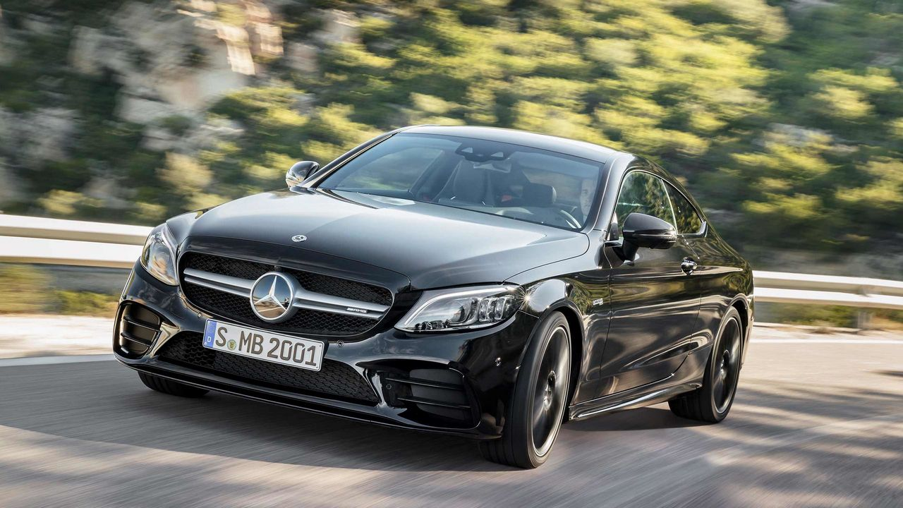 Mercedes-AMG C 43 4Matic+.
