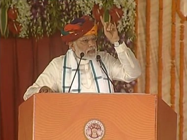 Narendra Modi launches Mohanpura irrigation project in Madhya Pradesh, says it will provide drinking water to over 400 villages