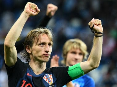FIFA World Cup 2018: Luka Modric calls on Croatia to stay grounded after thumping win over Lionel Messi's Argentina