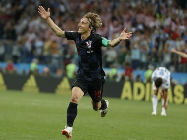 FIFA World Cup 2018, Novy Kapadia column: 'Intelligent' Luka Modric makes Croatia title contenders in Russia