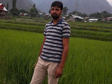 Mumtaz Awan. Image courtesy Daanish Bin Nabi
