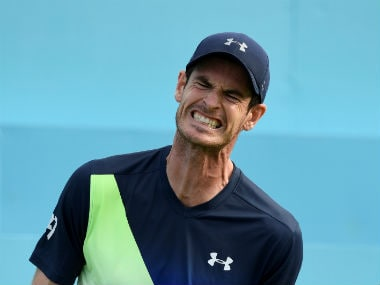 Andy Murray unsure about participation in Wimbledon after defeat in comeback match against Nick Kyrgios at Queen's Club