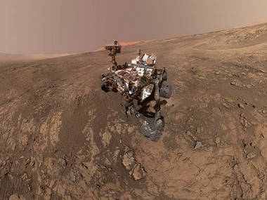 NASA managed to fix Curiosity's broken drill, and they've already made some new discoveries