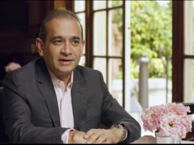 A file photo of Nirav Modi. News18