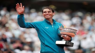 Insistere qualcosa ru  French Open 2018: Sporting world pays tribute on Twitter to Rafael Nadal's  incredible achievement of winning 11 titles - Sports News , Firstpost