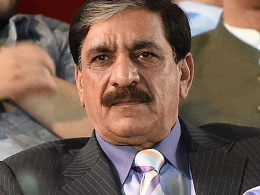 File image of Nasser Janjua. AFP/Getty Images