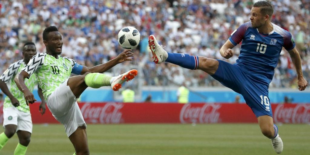 nigeria vs iceland highlights fifa world cup 2018 match