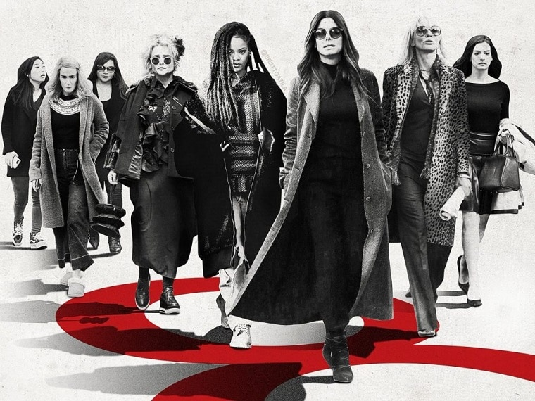From The Lady Eve to Ocean's 8: The evolution of the female con artist in Hollywood's heist films