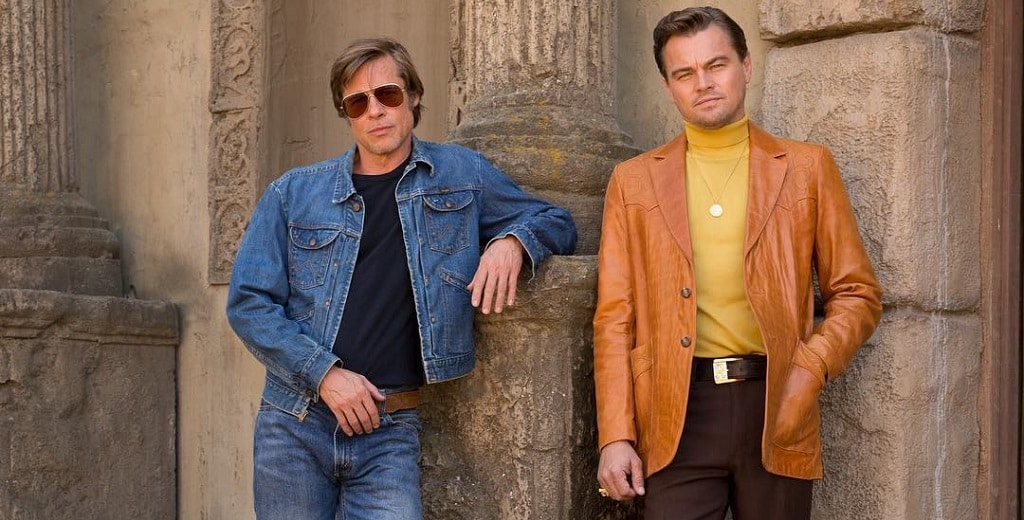 Once Upon a Time In Hollywood poster turns into a meme-fest; Twitter wonders if DiCaprio-Pitt were 'Photoshopped'