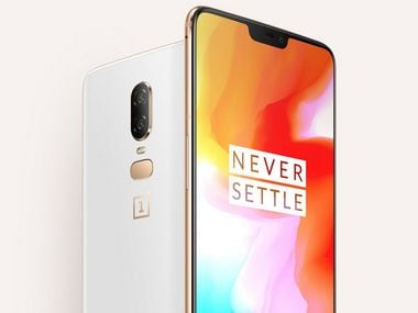 OnePlus 6 Silk White Limited Edition spotted on US store