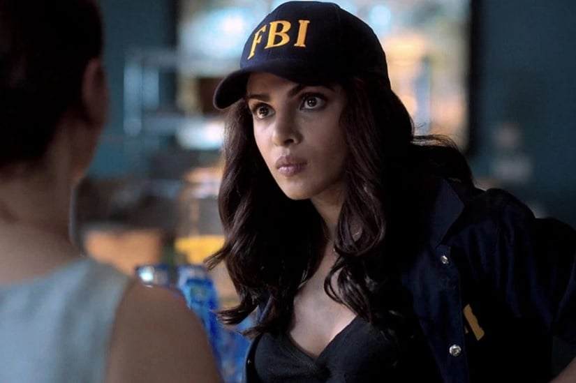 Priyanka Chopra in Quantico. ABC