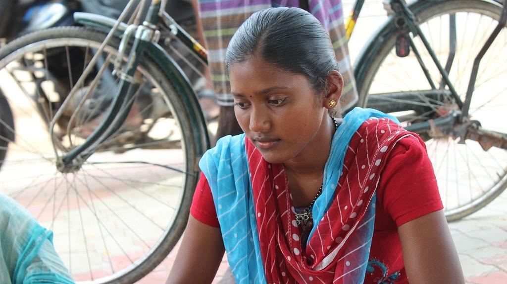 P Mahalakshmi