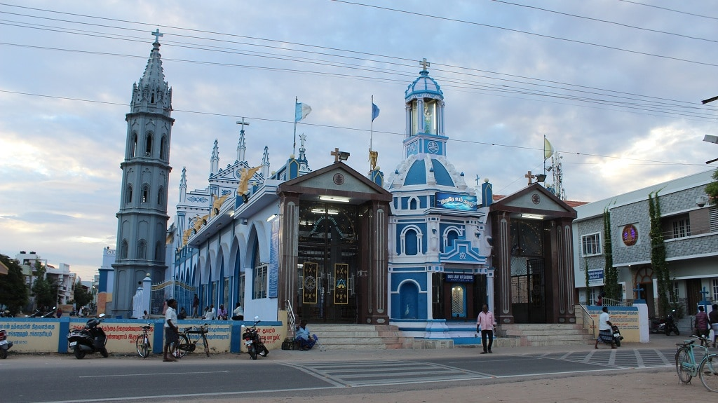 The Church of Our Lady of Snows