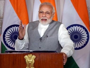 File image of Prime Minister Narendra Modi. PIB