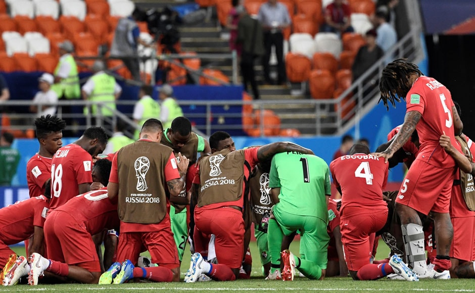 The game ended 2-1 in favour of Tunisia, with debutantes Panama failing to earn a single point in their first ever World Cup campaign. AFP