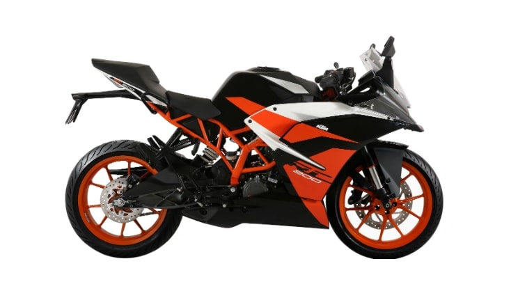 KTM RC 200 supersport now available in a new black colour at Rs 1.77 lakh