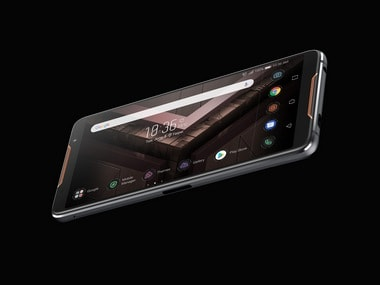 Asus ROG Phone with overclocked Snapdragon 845, 3D-vapour chamber cooling, 8 GB RAM announced at Computex 2018