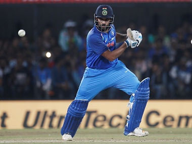 Ajinkya Rahane on standby as India's limited overs vice-captain Rohit Sharma prepares to take yo-yo test