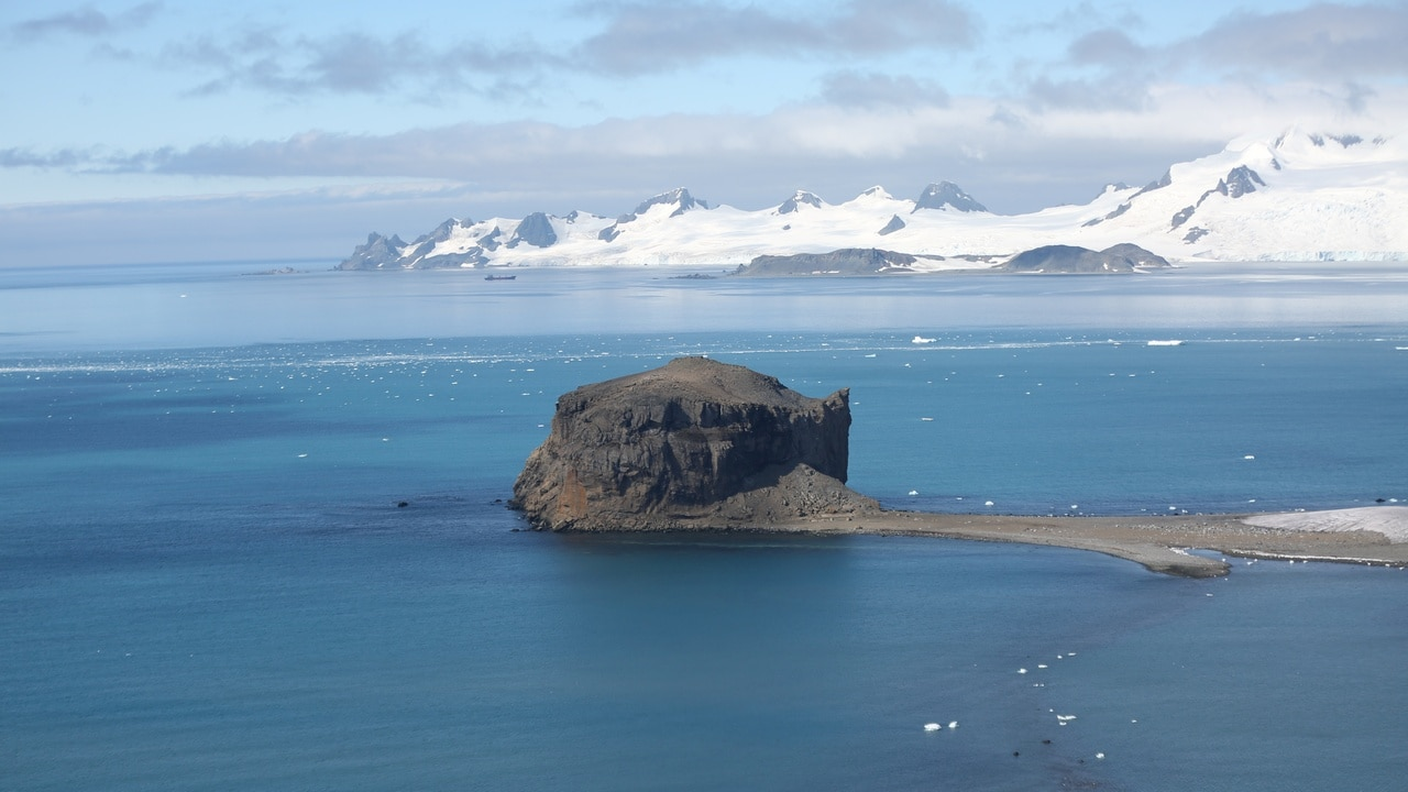 Hero Bay, Antarctica