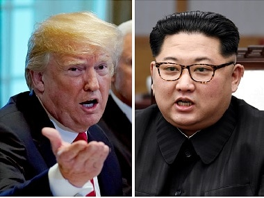 US - North Korea summit day in Singapore: Excitement high, expectations lower ahead of historic Donald Trump-Kim Jong-un handshake