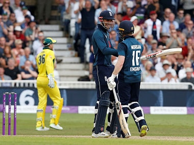 England vs Australia: Hosts smash record for highest total in men's ODI posting 481 against world champions