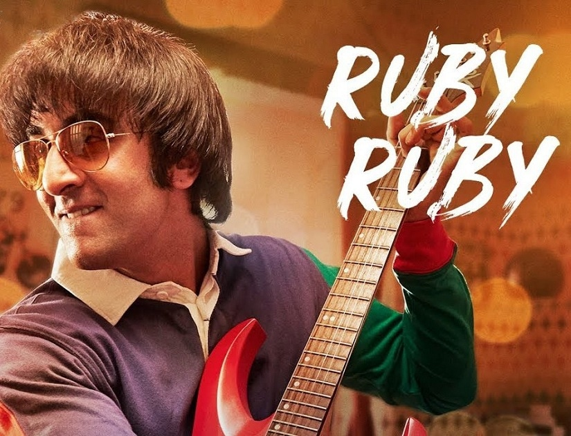 Cover of Ruby Ruby. Twitter/@T-Series
