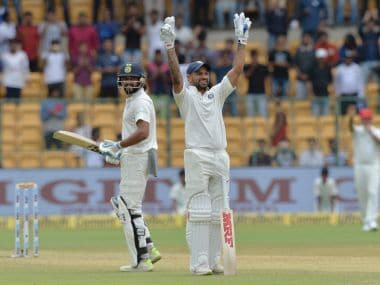 India vs Afghanistan: Shikhar Dhawan's hundred raises familiar doubts of flat-track dominance and struggles against quality attacks
