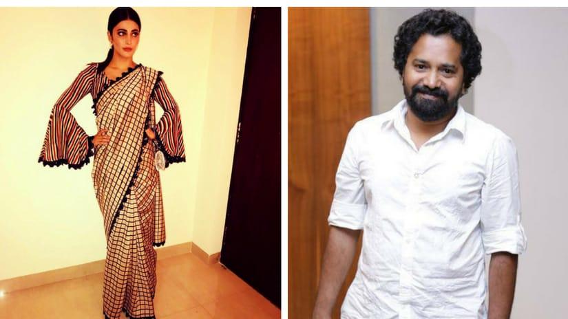 Left: Shruti Haasan Right: Jayprakash. Images from Twitter