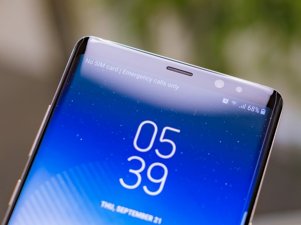 The Galaxy Note 8 had passed FCC certification in July 2017. Image: tech2/ Rehan Hooda