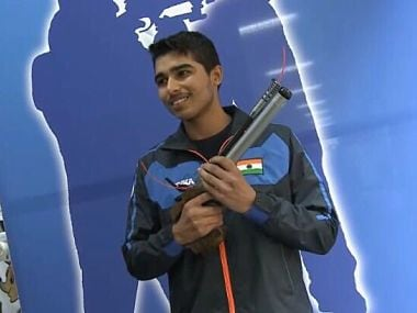 File image of Saurabh Chaudhary. Image courtesy: Twitter @virenrasquinha