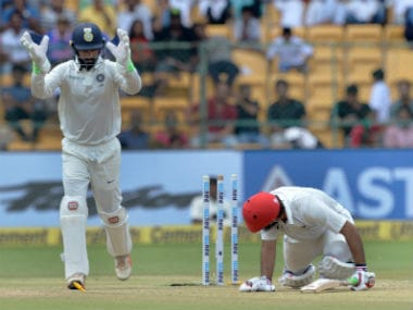 India vs Afghanistan: Lacking skill and temperament, Asghar Stanikzai and Co found wanting in brutal introduction to Test cricket