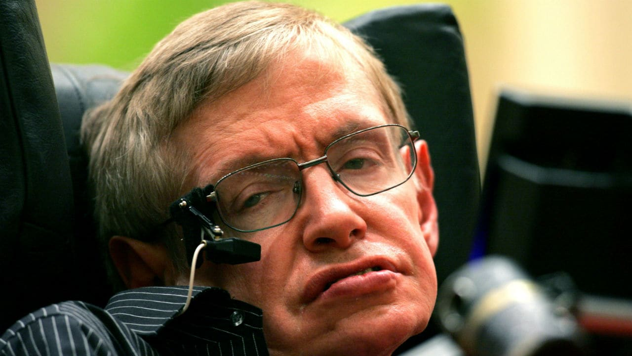 Stephen Hawking had warned against race of superhumans that could destroy humanity