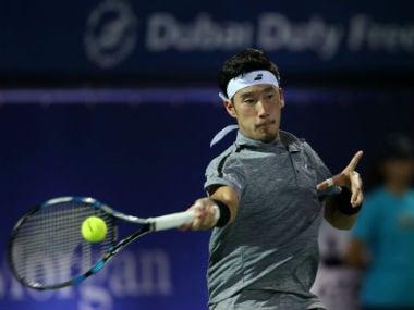 Yuichi Sugita of Japan in action. Reuters