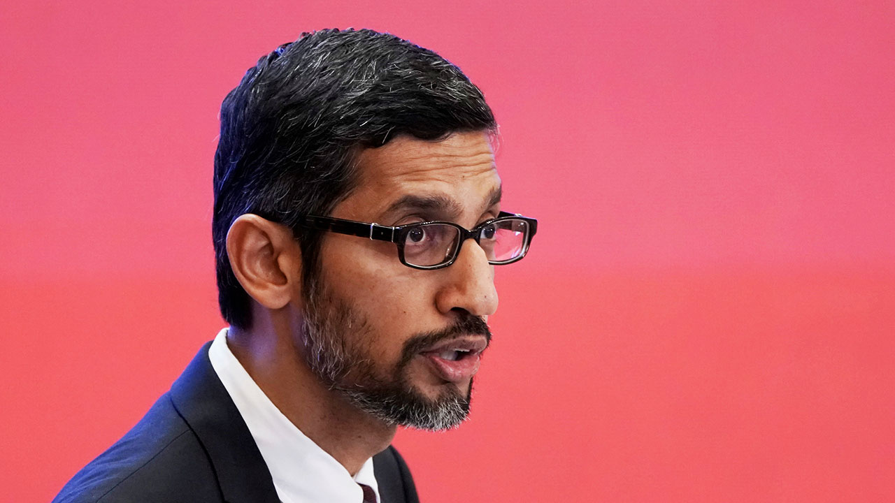 Google CEO Sundar Pichai published the charter after weeks of protest from employees forced the company to reconsider its stance on AI
