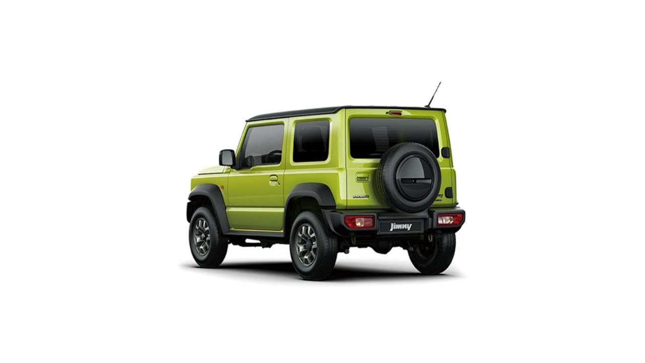 Suzuki Jimney.
