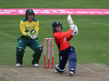 England women register highest T20 total hours after New Zealand set record as both teams thrash South Africa