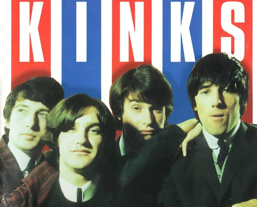 The Kinks. Image via Twitter