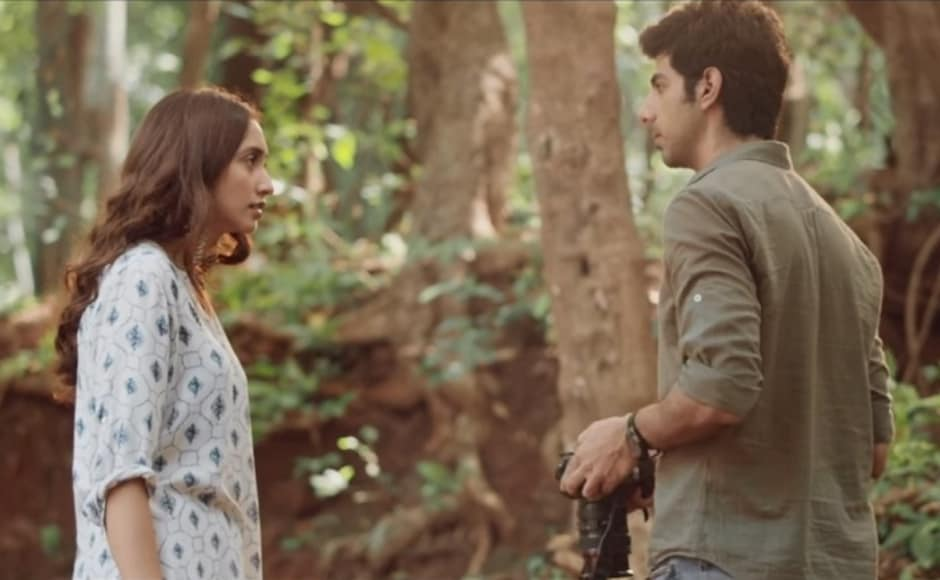 A scene from Imtiaz Ali's short film, The Other Way. Screengrab from YouTube