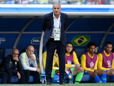 File image of Brazil coach Tite. AFP