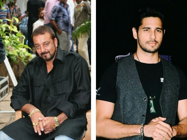 Sanjay Dutt, Sidharth Malhotra to reportedly star in Prakash Jha's upcoming heist movie