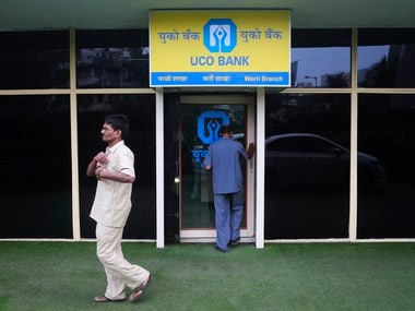 UCO bank branch in Mumbai. Reuters