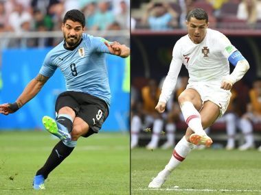 FIFA World Cup 2018: Tactical interplay, temperamental stars in focus as Uruguay meet Portugal in Round of 16