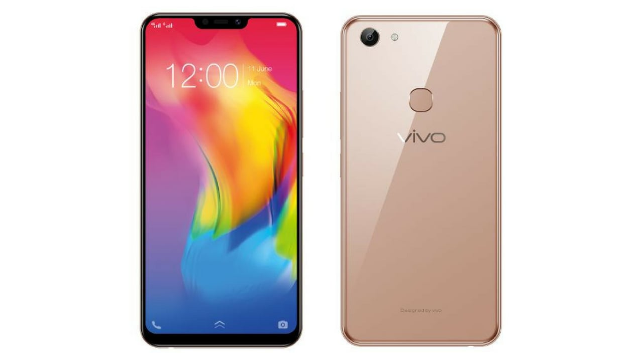 Vivo Y83 with 6 2-inch 19:9 display, 4 GB RAM and 13 MP camera