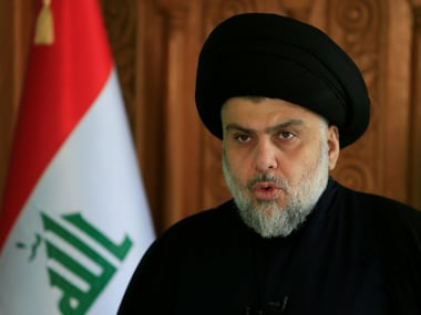 File image of Muqtada-al Sadr. Reuters