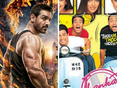 First look of John Abraham's Satyameva Jayate; 15 years of Jhankaar Beats: Social Media Stalkers' Guide
