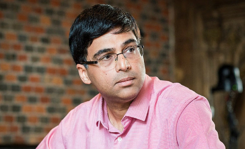 Anand finished fifth in the blitz leg of the event Image Courtesy: Lennart Ootes